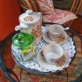 雙人房, 按摩浴缸 (Orange) - 客房內用餐