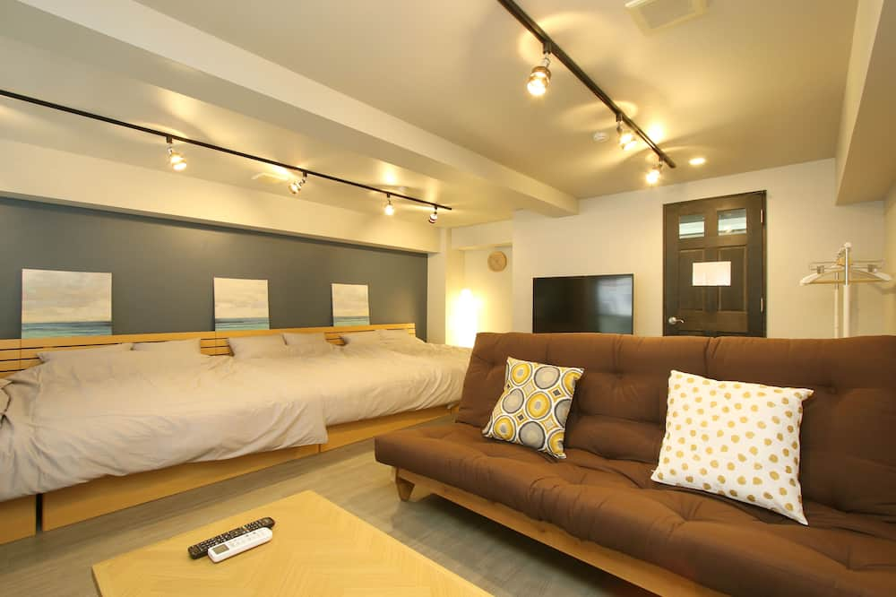 One-Bedroom Apartment - Room