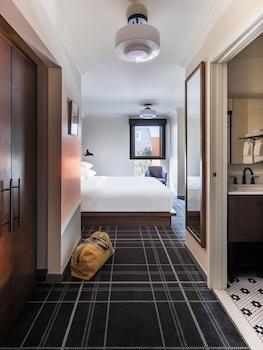 Nuotrauka: FOUND Hotel Santa Monica, Los Andželas