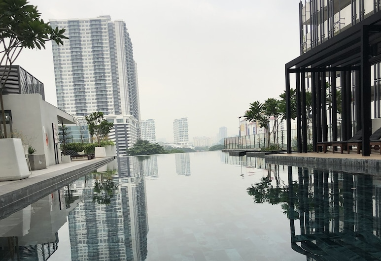 Vivo Suites by Subhome, Kuala Lumpur, Outdoor Pool