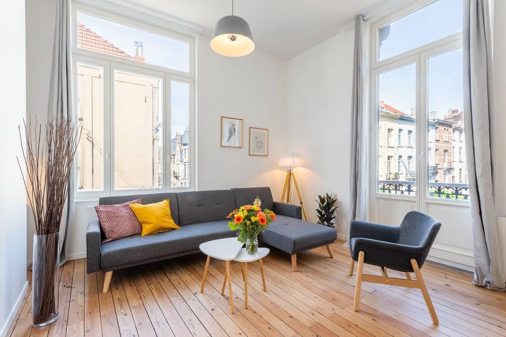 Apartmán typu Premium - Obývací pokoj