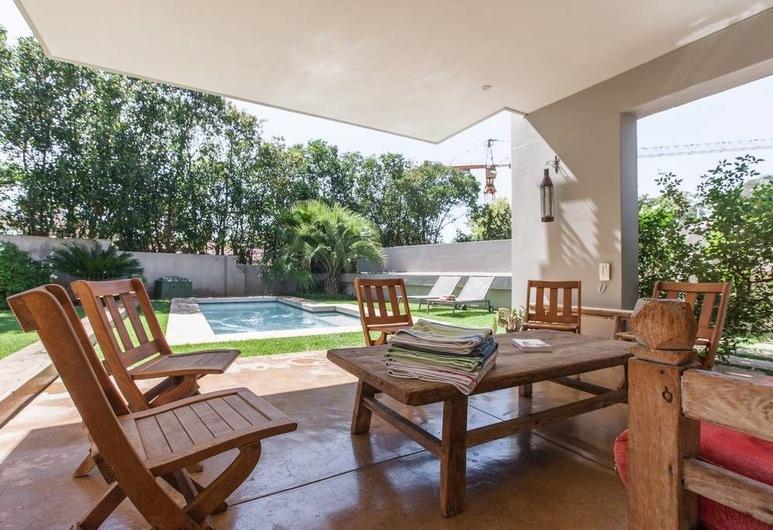 Houghton Place, Johannesburgo, Terraza o patio