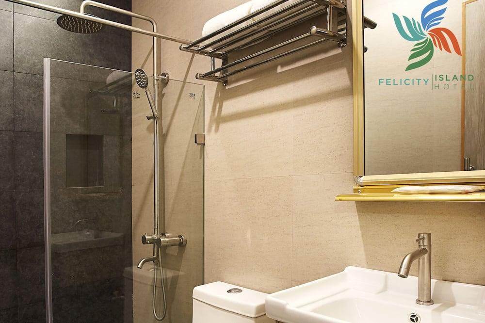 Ubytování ve společné místnosti typu Basic (for 8 Pax) - Koupelna