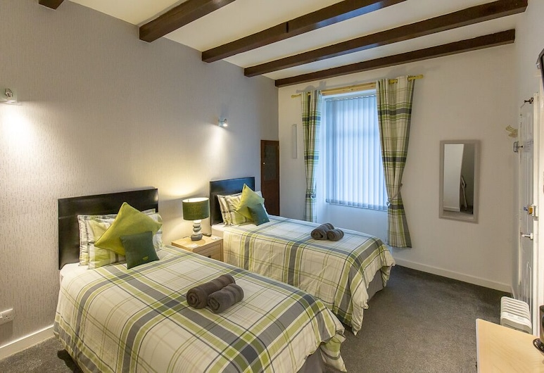 The Trout Fly Guest House, Islay, Zweibettzimmer, Zimmer