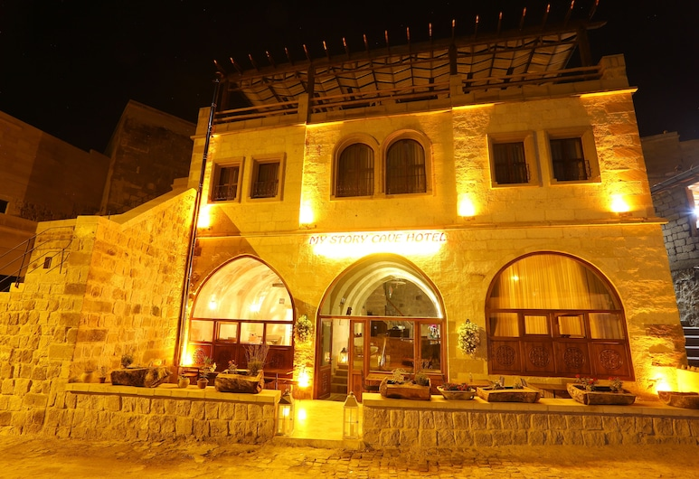 My Story Cave Hotel, Nevsehir, Hotel Front