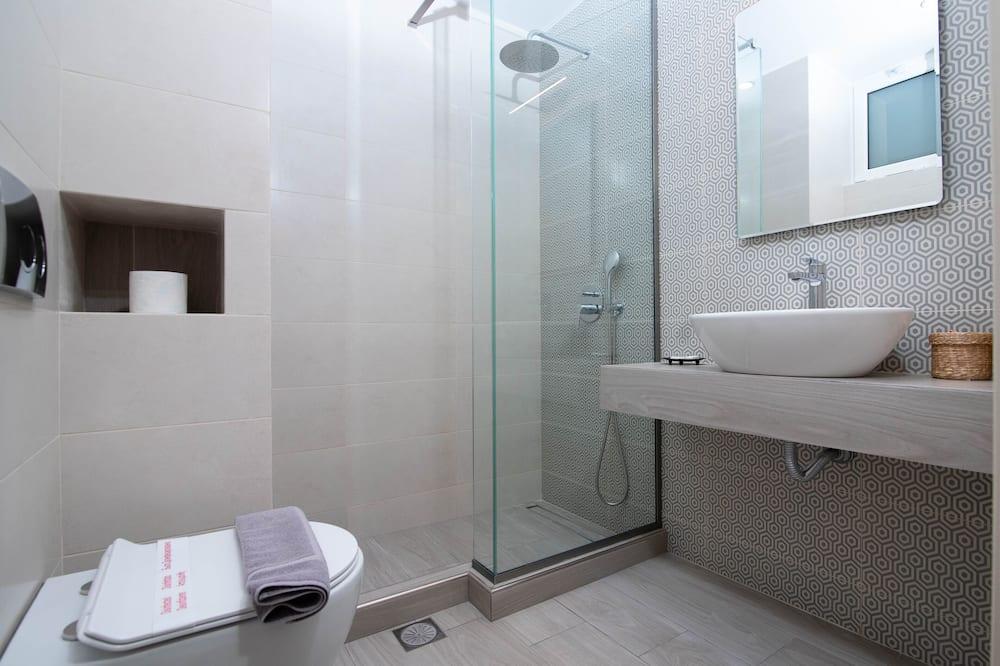 アパートメント シービュー - バスルーム