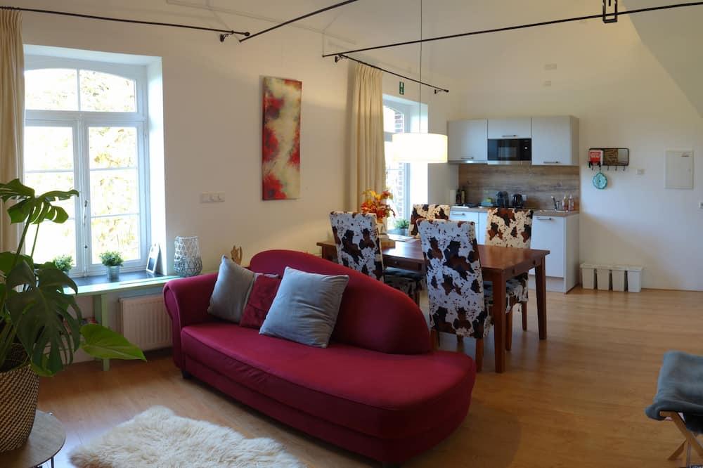 Appartamento (Lis) - Area soggiorno