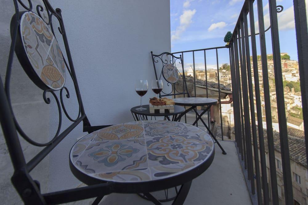 スーペリア トリプルルーム - バルコニーからの眺望