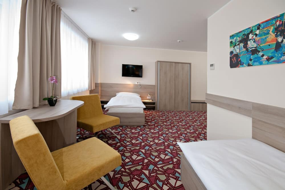 Twin Room, Accessible - Guest Room