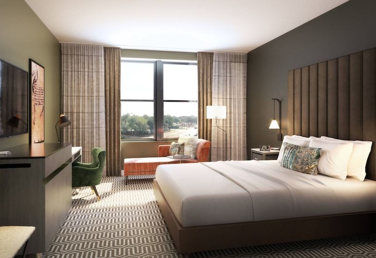 Hotel Vin, Autograph Collection, Grapevine, Executive Room, 1 King Bed, Non Smoking, Guest Room