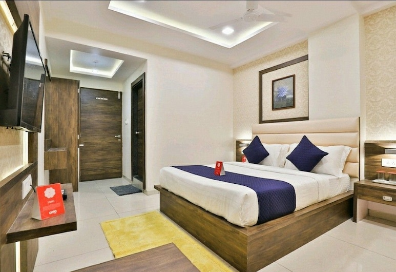 皇家宮殿飯店, 瓦多達拉, 豪華客房, 1 張標準雙人床, 客房