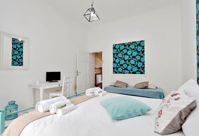 Rome Style Apartments, Roma, Apart Daire, 2 Yatak Odası (Antonia), Oda
