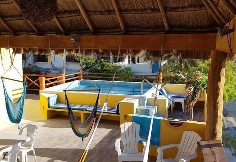 Casa Velero Puerto Morelos, Puerto Morelos, Terrace/Patio