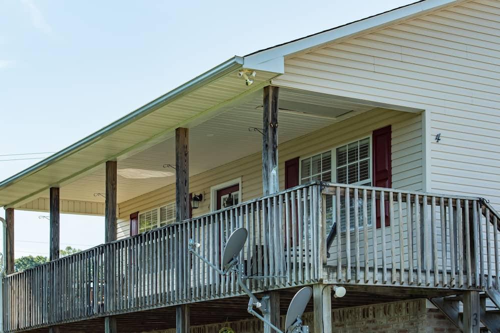 Luxury Duplex, 2 Bedrooms, Balcony, Mountain View - Balcony