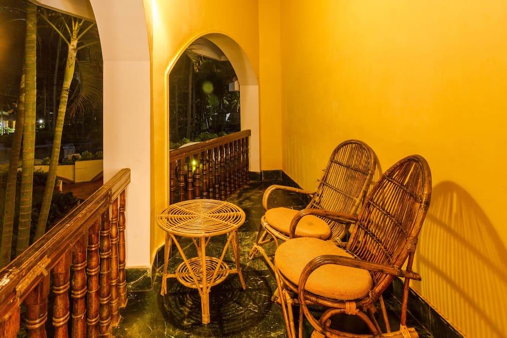 Habitación estándar doble - Balcón