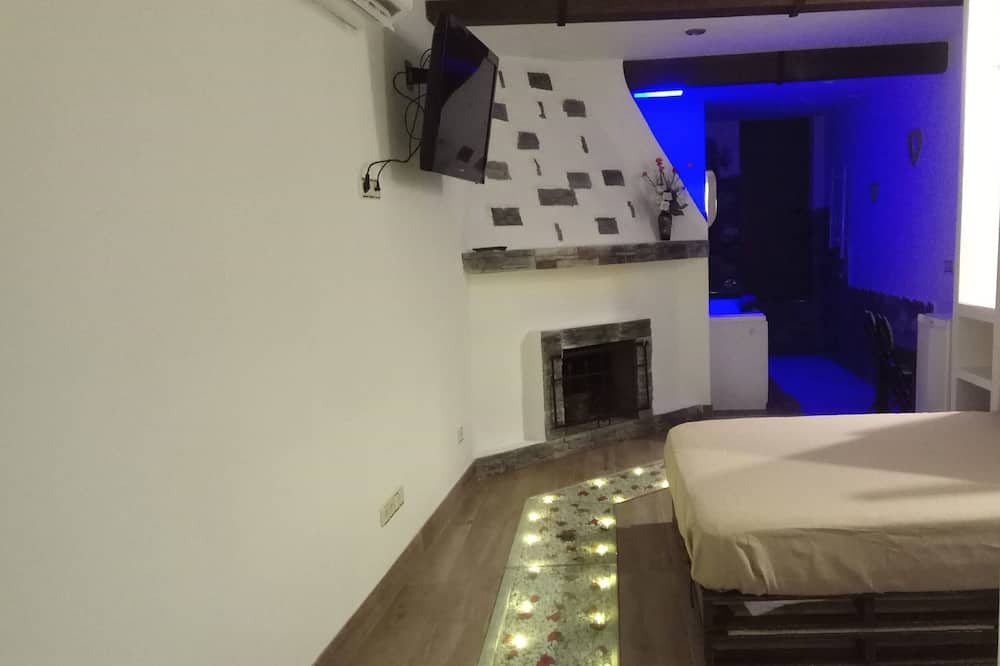 Romantisch appartement - Kamer