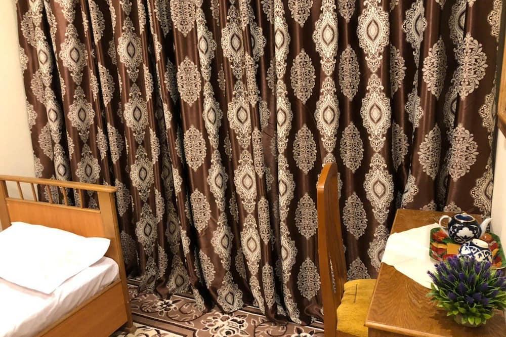 ห้องเบสิกซิงเกิล, 1 ห้องนอน - ห้องพัก