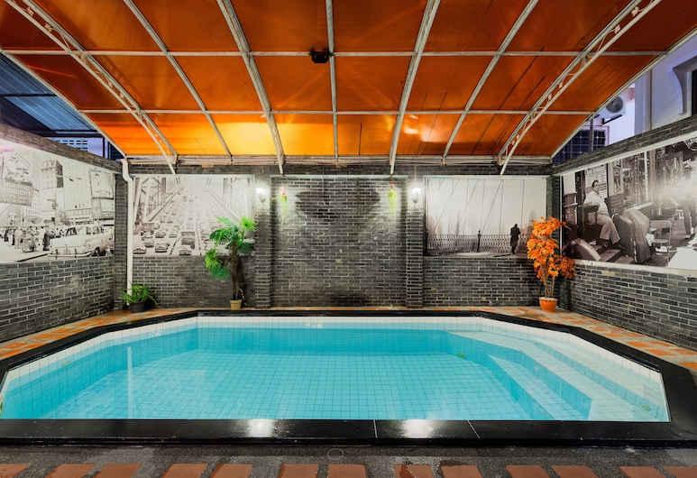 Alen Guest House, Patong, Indoor Pool