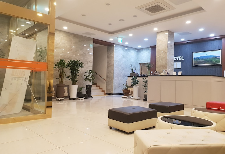 Jeju Haeden Hotel, Jeju City, Lobby