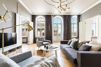 Picture of Panorama Apartment 180m2 in St. Petersburg