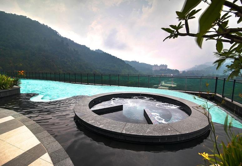 Vista Residence Genting Highlands - CoLiving, Genting Highlands, בריכה