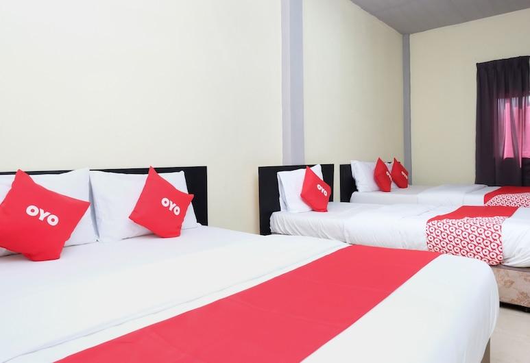 OYO 89419 Riverside Greenery Inn, Kota Bharu, Rodinný pokoj s dvojlůžkem, Pokoj