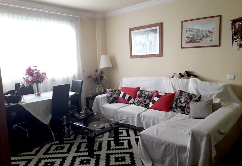 Apartment With 3 Bedrooms in Santa Cruz de Tenerife, With Wonderful sea View and Wifi - 10 km From the Beach, Santa Cruz de Tenerife