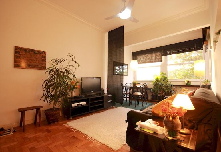 Gohouse - Prudente 301 A, Rio de Janeiro, Obývačka
