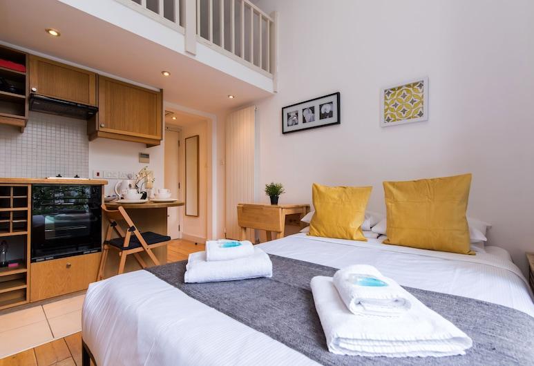 波特貝羅路開放式客房酒店, 倫敦, 家庭開放式客房, 獨立浴室 (5,7,8,9,12), 客房