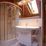 Apartment, 1 Bedroom, Mountain View (Alpen-Juwel) - Bathroom