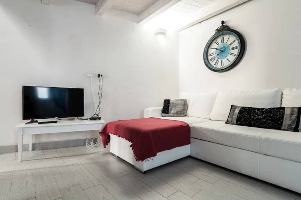 شقة - غرفة نوم واحدة - لغير المدخنين - منطقة المعيشة