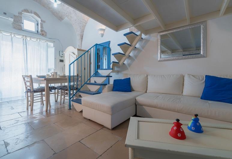 카사 카를로타, 오스투니, 아파트, 침실 1개, 금연, 거실 공간