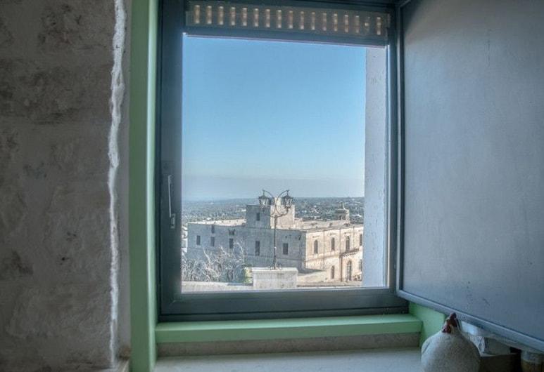 쿠오레 디 오스투니, 오스투니, 아파트, 침실 2개, 금연, 객실에서 보이는 전망