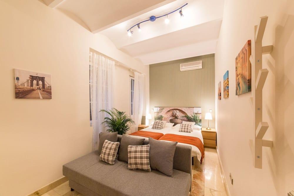Lejlighed - 3 soveværelser - Opholdsområde