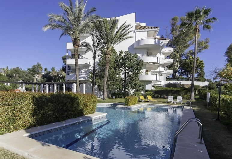 Penthouse First Line Golf - Marbella, Marbella