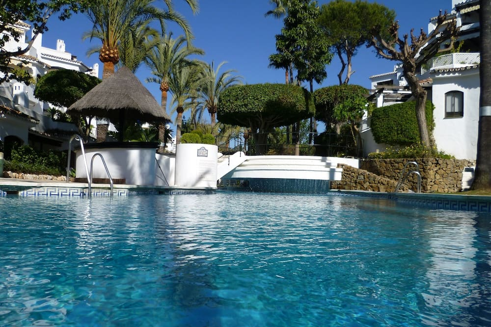 Apartment 50 Meters To Sporty Beach, Marbella