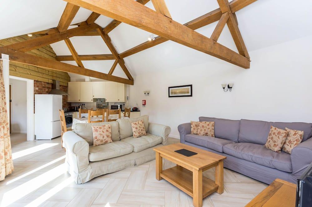 Cottage Tradisional, 2 kamar tidur - Ruang Keluarga