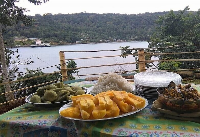 MIP Wild Camping, Principe Island, Outdoor Dining