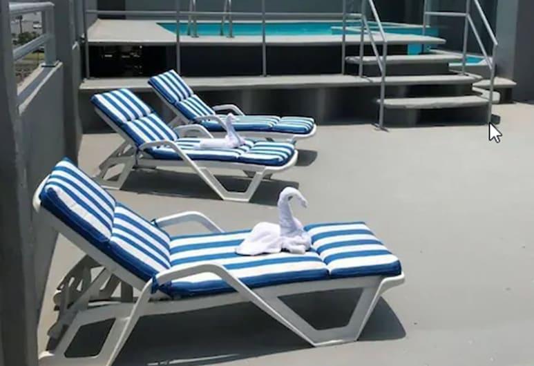 Hotel Schimal, Boca del Rio, Pool