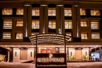 Foto van Hotel Indo Prime in Jaipur