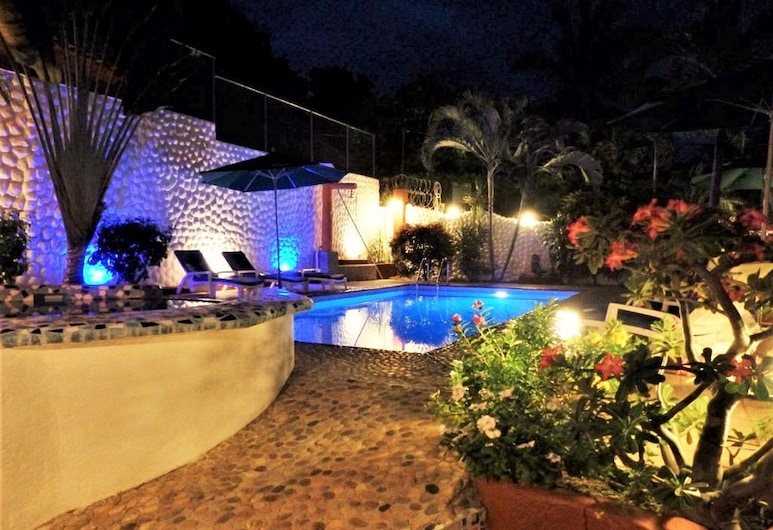 Hotelito Swiss Oasis - Adults Only, Puerto Escondido, Property Grounds