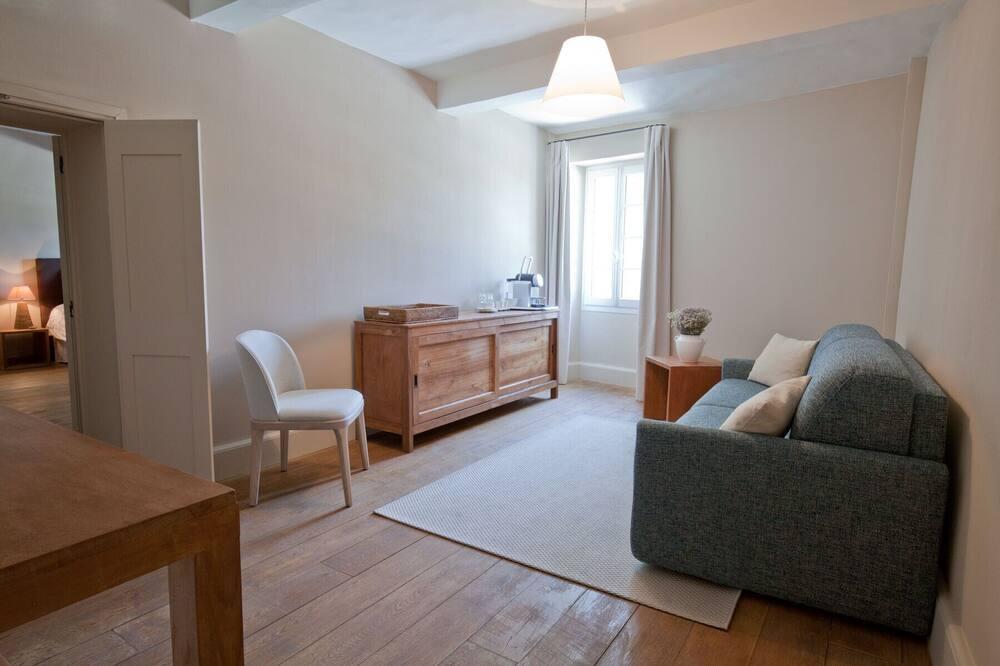 Suite (Oscar) - Sala de estar