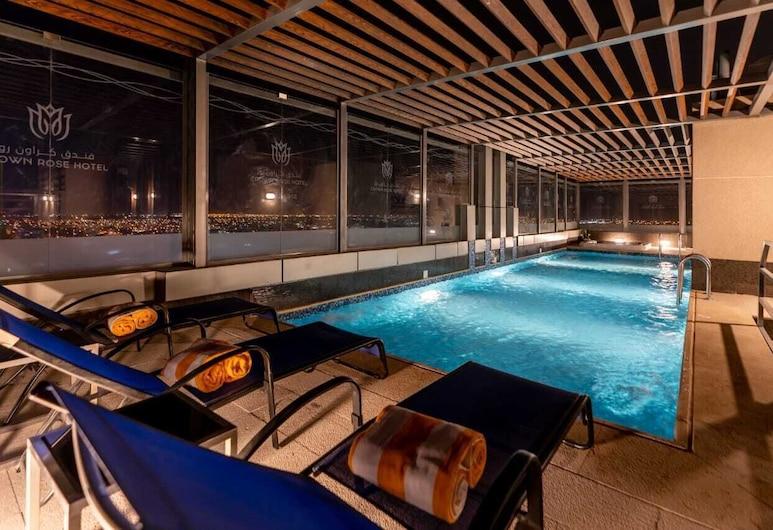 Crown Rose Hotel, Rijāda, Terase/iekšējais pagalms