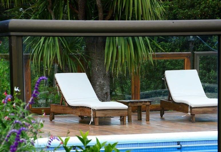 Chacras de Sierra Hotel & Spa, Sierra de los Padres, Välibassein