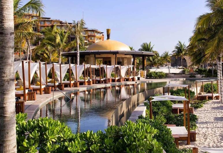 Deluxe Studio Villa del Palmar - Cancun - All Inclusive Option, Punta Sam, Havuz