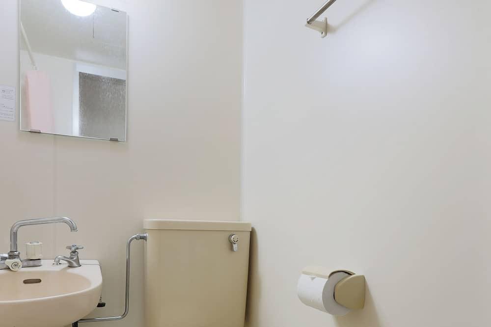 Single Room, Smoking - Bathroom