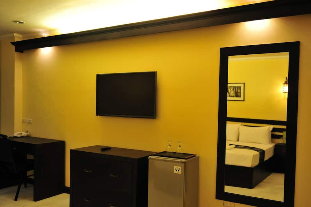 Family Room - Television