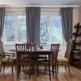 Apartemen Deluks, 2 kamar tidur - Tempat Makan Di Kamar