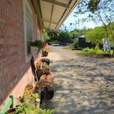 Casa de campo - Vista al jardín