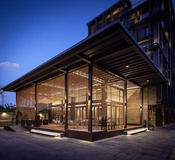 Foto van Navakitel Design Hotel in Nakhon Si Thammarat